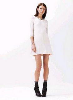 Mayle Jeanne sweater dress in XS, S
